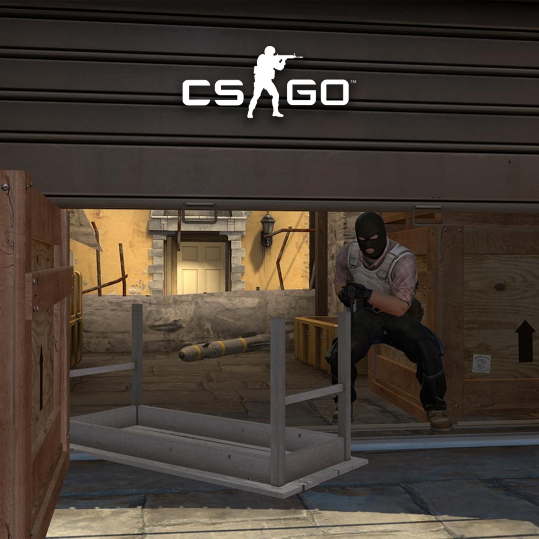 Así se vería Inferno de CS:GO si fuese destructible