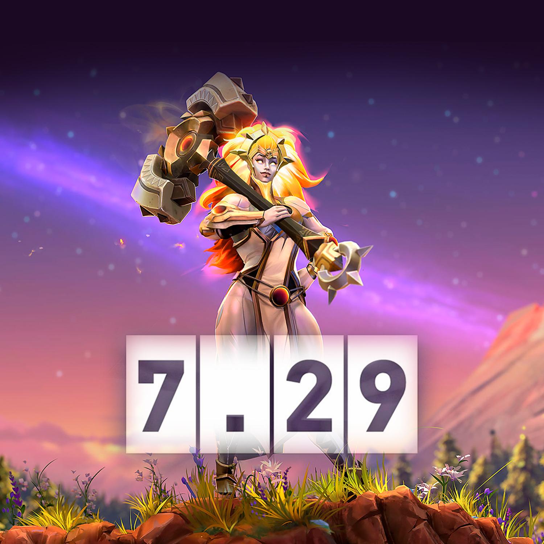 Dota 2: Un nuevo héroe y múltiples cambios trae la nueva versión 7.29