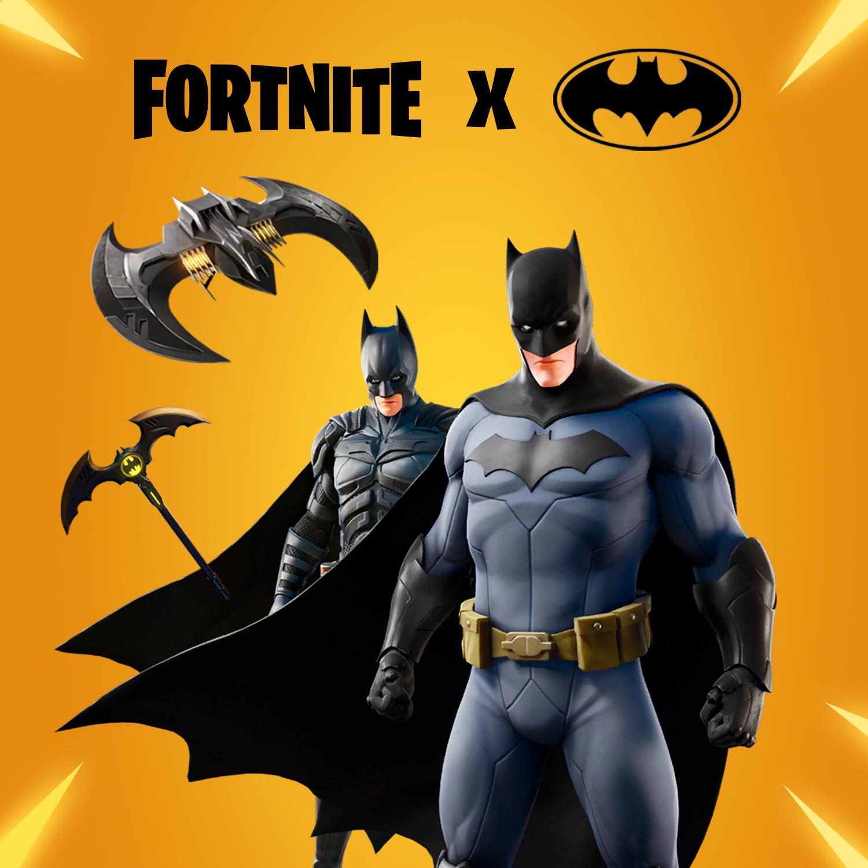 La colaboración entre Fortnite y Batman lleva al juego al mundo de los comics