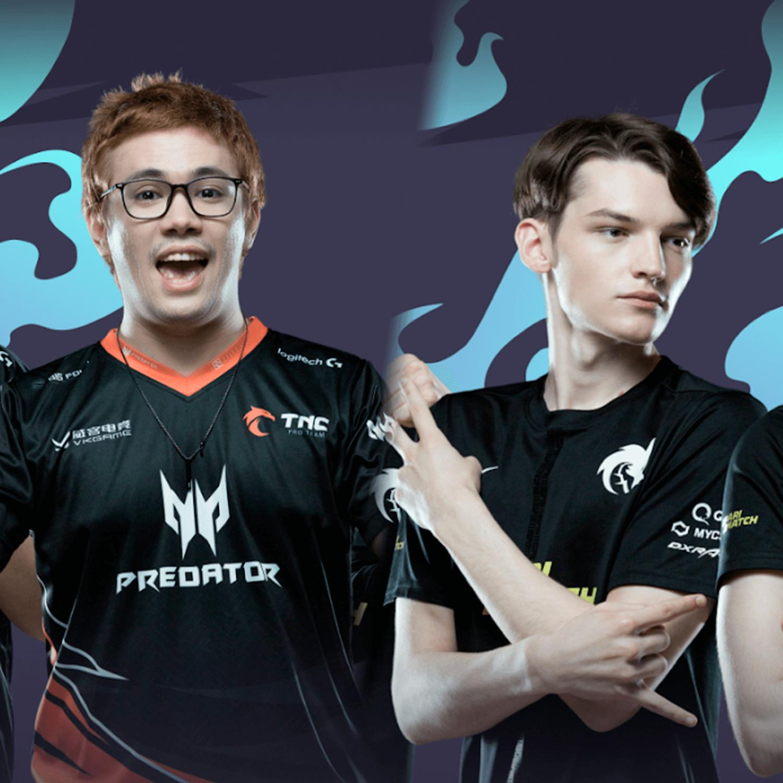 Animajor: TNC Predator y Team Spirit consiguen el top 8