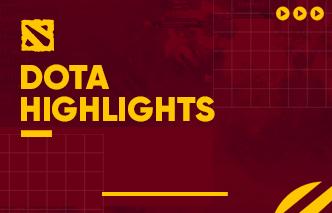 Dota | Highlights - Febrero Semana 2