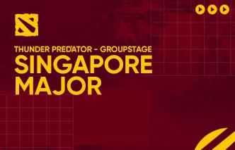 Dota | Highlights - Thunder Predator Singapore Maj