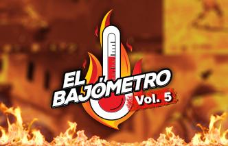 El Bajómetro - Concurso N.5