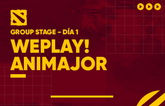 WePlay AniMajor - Groupstage Día 1 - Highlights