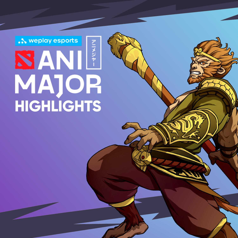 WePlay Animajor | Highlights