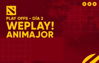 WePlay AniMajor | Playoffs / Día 2 - Highlights