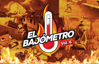 El Bajómetro - Concurso N.6